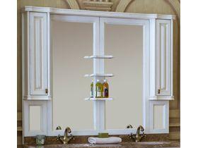 Зеркало со шкафчиками в ванную Classic 160A