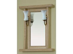 Зеркало со светильниками в ванную Classic 60A