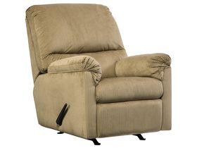 Кресло-качалка Aluria с реклаинером