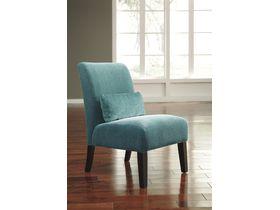 Кресло без подлокотников Annora - Teal