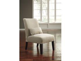 Кресло без подлокотников Annora - Caramel
