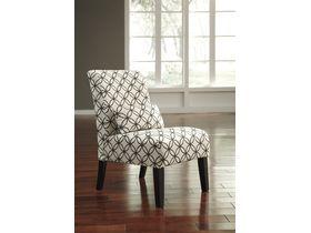 Кресло без подлокотников Annora - Brown