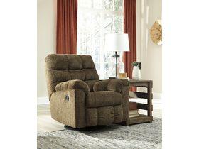 Поворотное кресло Antwan с реклаинером