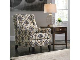 Кресло с высокой спинкой Barinteen
