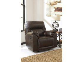 Кресло из экокожи Barrettsville DuraBlend® с реклаинером