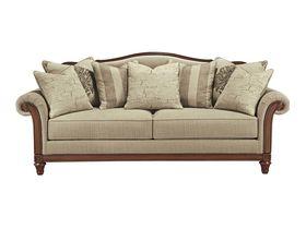 Классический трехместный диван Berwyn View