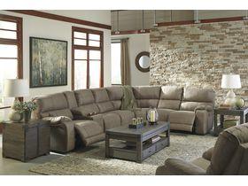 Набор мягкой мебели Bohannon с реклаинером - Taupe