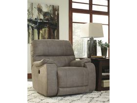 Мягкое кресло Bohannon с реклаинером - Taupe