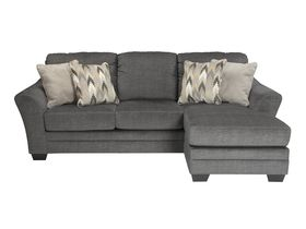 Угловой диван из ткани Braxlin