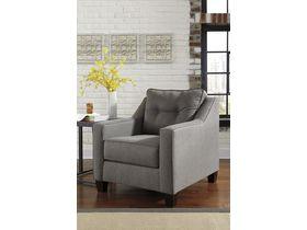 Кресло из ткани Brindon