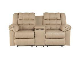 Двухместный диван из экокожи Brolayne DuraBlend®