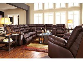 Коллекция мебели из экокожи Brolayne DuraBlend® - Saddle