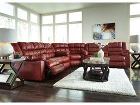 Коллекция мебели из экокожи Brolayne DuraBlend® - Garnet
