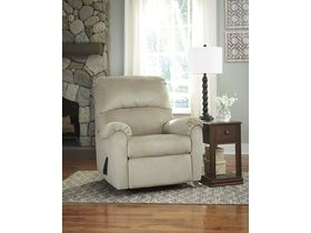 Поворотное кресло Bronwyn - Sand с реклаинером