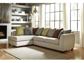 Угловой диван из ткани Casheral