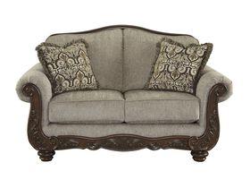 Классический диван-двойка Cecilyn
