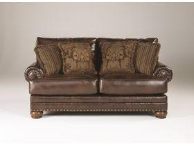 Классический двухместный диван из экокожи Chaling DuraBlend®