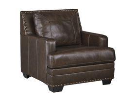 Кожаное кресло Corvan
