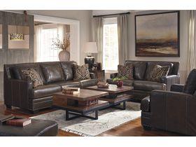 Коллекция кожаной мебели Corvan