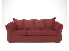 Трехместный диван из ткани Darcy - Salsa