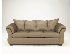 Трехместный диван из ткани Darcy - Mocha