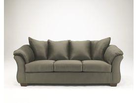 Трехместный диван из ткани Darcy - Sage