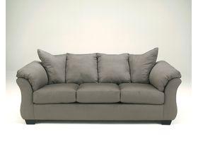 Трехместный диван из ткани Darcy - Cobblestone