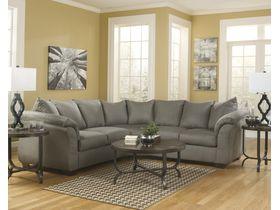 Набор мягкой мебели Darcy - Cobblestone