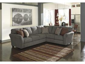 Угловой диван из ткани Doralin (Композиция 1)