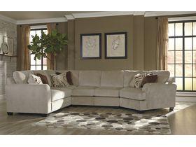 Большой угловой диван Hazes