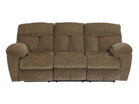 Трехместный диван Hector с реклаинером