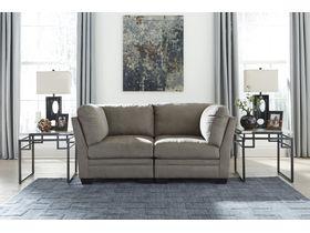Модульный двухместный диван Iago