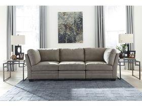 Модульный трехместный диван Iago