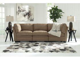Модульный трехместный диван Iago - Mocha