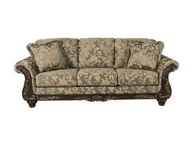 Классический трехместный диван Irwindale