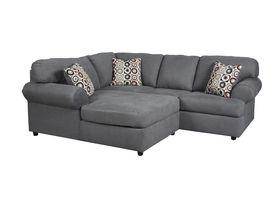 Маленький правый угловой диван Jayceon