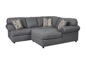 Маленький левый угловой диван Jayceon