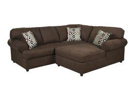 Маленький левый угловой диван Jayceon - Java