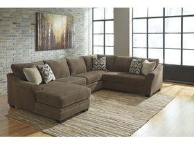 Угловой диван из ткани Justyna (Композиция 1)