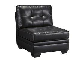 Кресло без подлокотников Khalil DuraBlend® - Black