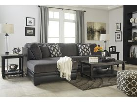 Угловой диван из ткани Kumasi (Композиция 1)