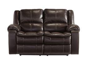 Двухместный диван Long Knight с реклаинером