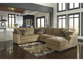Угловой диван из ткани Lonsdale (Композиция 1)