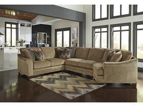 Угловой диван из ткани Lonsdale (Композиция 2)