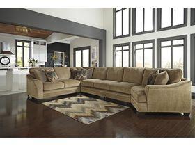 Угловой диван из ткани Lonsdale (Композиция 4)