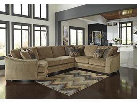 Угловой диван из ткани Lonsdale (Композиция 3)