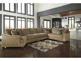 Угловой диван из ткани Lonsdale (Композиция 5)