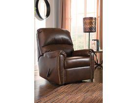 Кресло из кожзам Lottie DuraBlend® с реклаинером