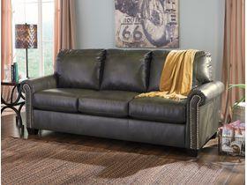 Трехместный большой диван Lottie DuraBlend® - Slate