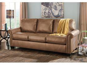 Трехместный большой диван Lottie DuraBlend® - Almond